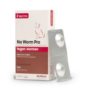 Exil No worm Pro kittens en kleine katten
