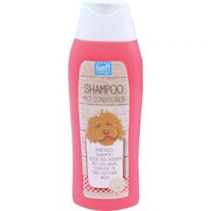 Lief!Universeel shampoo voor langharige of krullende vacht